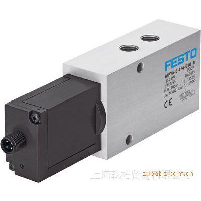Festo 比例方向控制阀,MPYE-5-1/8-LF-010-B,Festo 比例阀