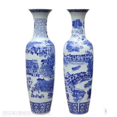 西安盼源陶瓷大花瓶开业花瓶落地花瓶