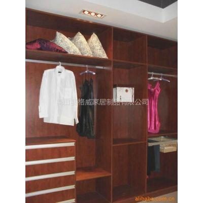 供应赛格威定做整体衣柜 衣柜 其他卧室板式家具