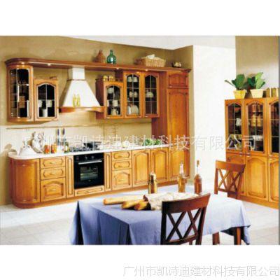 厂家供应 烤漆橱柜 现代实用整体厨房