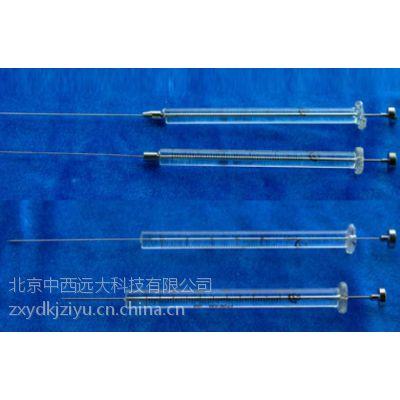 中西供微量进样器/微量注射器(250ul/尖头) 型号:SB98-WLJH1库号:M368517