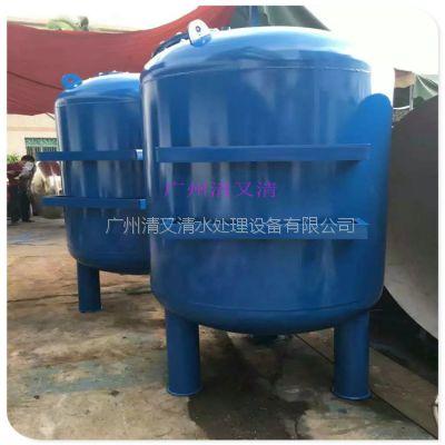 广东梅州市平远县碳钢过滤罐/石英砂碳钢过滤罐体/兴宁市碳钢过滤罐厂家直销