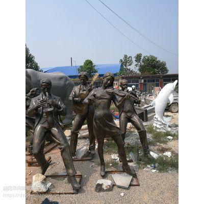 玻璃钢人物雕塑,古代、现代、仿铜、彩绘、剪影人物雕塑,厂家直销