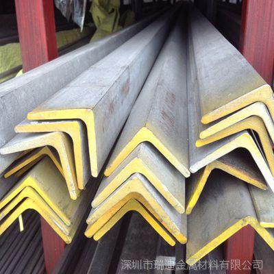 304不锈钢角钢 80*80*8 80*80*9 角钢定尺六米 不锈钢角钢