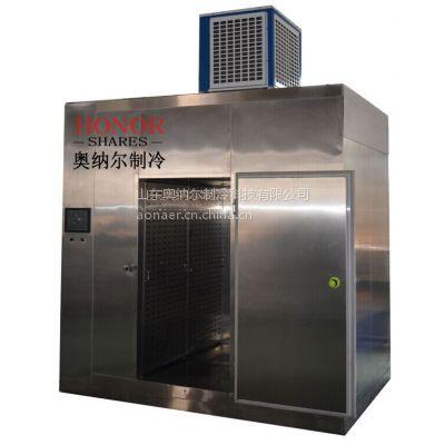 肉类解冻机,低温高湿空气解冻机,牛肉二分体解冻