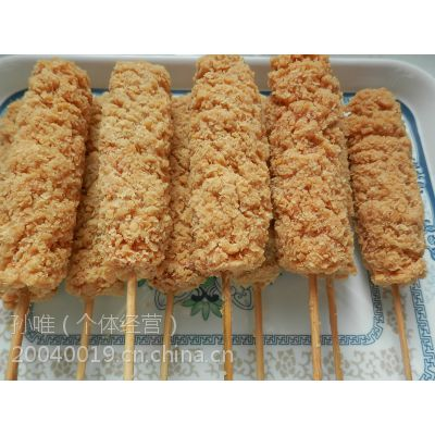 供应凤圆食品科技 油炸蒜香鸡柳棒 棒棒鸡(120g)制作技术