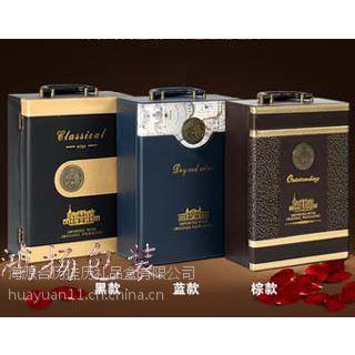 供应红酒皮盒盒生产厂家|高档皮红酒盒厂家