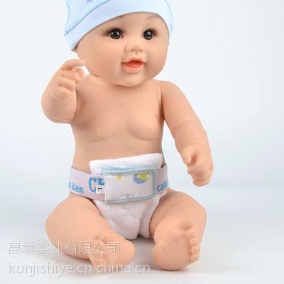 新款婴儿尿布带尿布扣 可调节 小宝宝尿布固定带 彩色尿布带