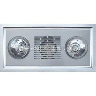 供应品牌正品美加优 集成吊顶双灯取暖+换气扇 二合一