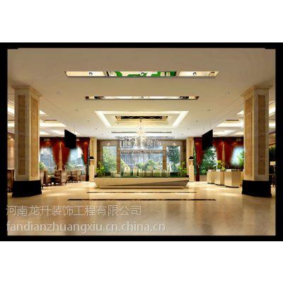 供应安阳售楼部设计装修公司龙升装饰