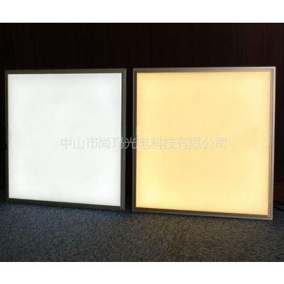 供应led集成吊顶灯具 面板灯 嵌入式吸顶灯厨房卫生间浴室办公室照明