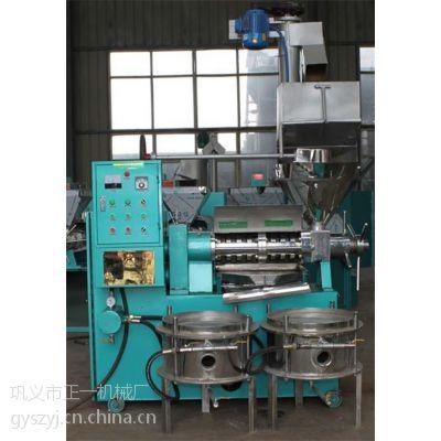 巩义市正一机械厂,螺旋榨油机哪里有卖,英德市螺旋榨油机