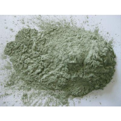 供应卖河南优质绿碳化硅320#
