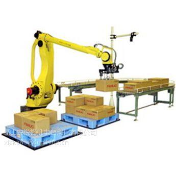 整箱饮料食品搬运码垛机器人