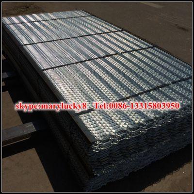 供应护栏钢板网/哥特式钢板网/热镀锌钢板网/生产花型钢板网