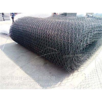 河道石笼网、镀锌石笼网、高尔凡河道石笼网护坡