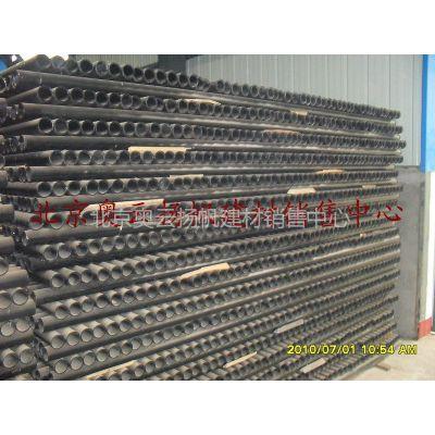 供应铸铁管 灰口离心铸铁管 管件