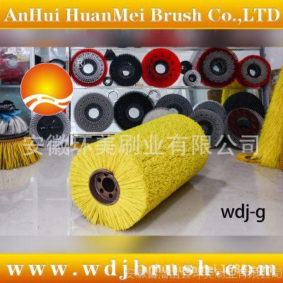 安徽环美刷业大量供应优质护栏清洗刷、扫路刷、扫雪刷