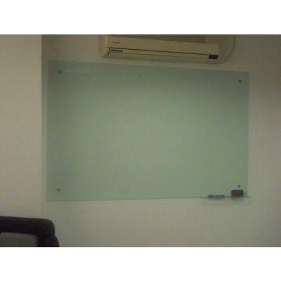 供应武汉玻璃白板 易写易擦白板 磁性玻璃白板