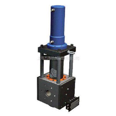 供应上海JWELL单柱液压自动换网器