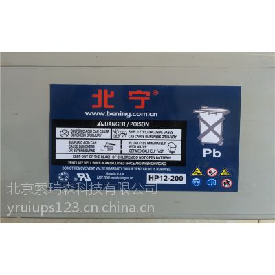 北宁蓄电池DFS12-24厂家报价