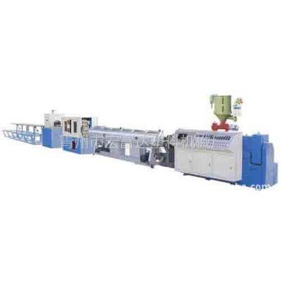 供应SJ-180单螺杆挤出机,宏富达塑机专业塑机制造