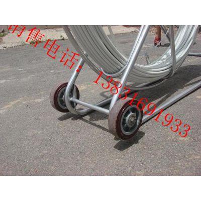供应穿孔器   电缆盘拖车  铝合金立杆器   霸州前程穿孔器总厂