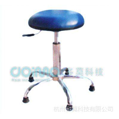 【多莫科技】防静电PU皮革圆凳/供应防静电PVC发泡椅/防静电椅