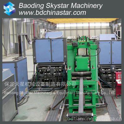 供应厂家直销 固态高频薄壁焊接H型钢 T型钢自动化生产线设计制造