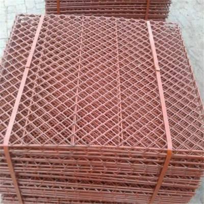 建筑钢笆网片生产厂家介绍菱型建筑钢笆网片【冠成】