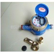 供应水表 磁传干式热水表 LXSCR-15E  20E  25E  40E