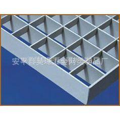 供应 对插钢格板网   热镀锌钢板网