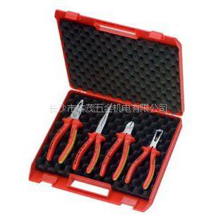 森茂供应凯尼派克(KNIPEX)4件套紧凑型工具组套