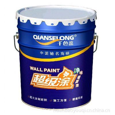 千色龙漆净味墙面漆怎么加盟?价格是怎样的?