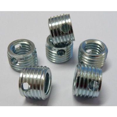 供应不锈钢自攻螺套307三孔型