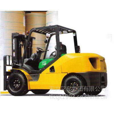 供应小松叉车CX50系列3.5/5.0吨柴油汽油叉车租赁及配件销售