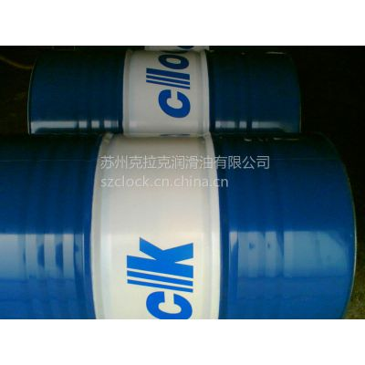 克拉克CLOCK品牌46#和68#抗磨液压油在晋江很受欢迎,供货量很大