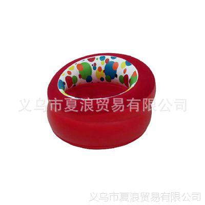 专业供应单人两层植绒沙发 PVC家庭圆筒沙发/懒人沙发