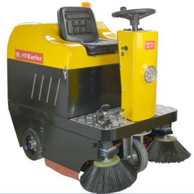 KL1050电动扫地车 工厂仓库车间车库专用扫地机型号
