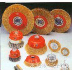各种型号钢丝轮