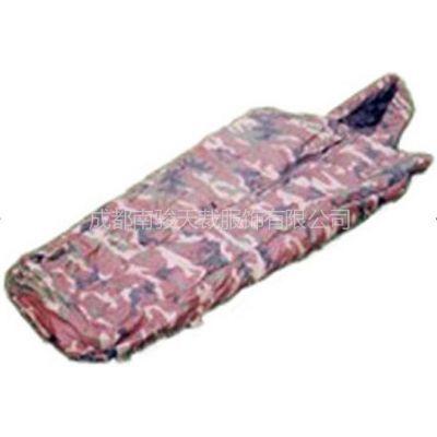 供应成都睡袋定制/户外用品/野营睡袋厂家