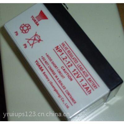 汤浅蓄电池UXL80-12一级代理