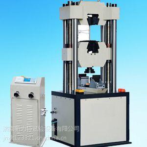 济南 WE-1000D液晶数显式液压万能试验机厂家