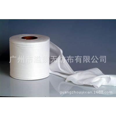 纯天然棉无纺布 纯棉水刺布 全棉无纺布