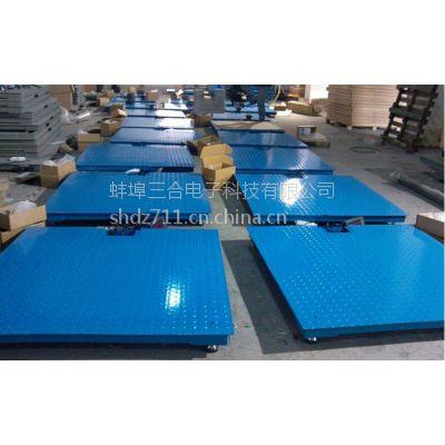 2吨电子秤价格,1.5x1.5米平台秤(三合)