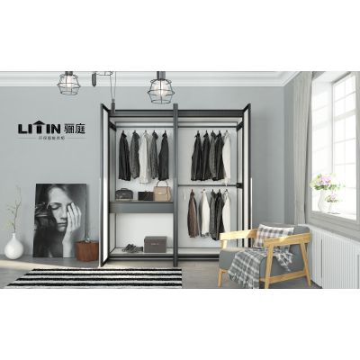 智能衣柜,广州衣柜厂家,高端衣柜