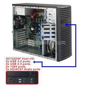 供应超微 SC732D4F-500B 塔式机箱