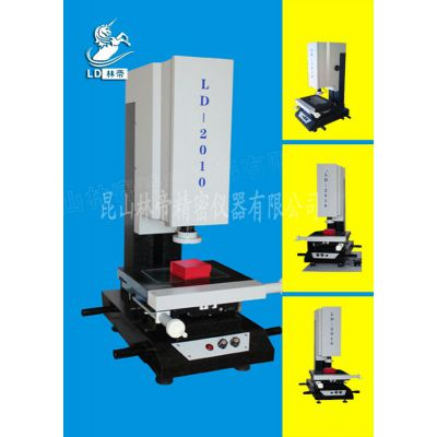 供应苏州供应2010手动光学影像测量仪 精度0.001mm