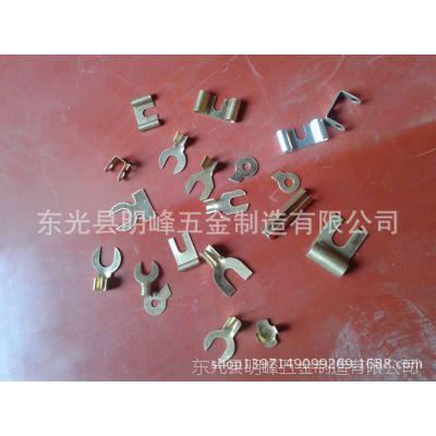 厂家直销UT2.5-4叉形裸端子 冷压接线端头 国产UT型号接线鼻价格