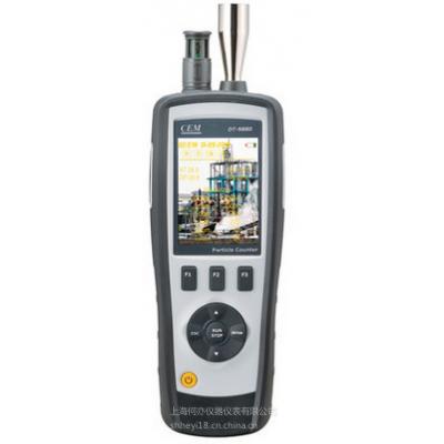 何亦DT-9881M多功能空气质量检测仪可测量有毒气体、温湿度、粉尘粒子、和摄影等功能。